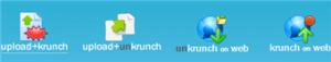 Compress and Decompress your Files Online with Krunch
