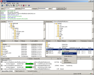 Filezilla - Download of the day