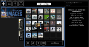 Turn your Images into a Video with Animoto