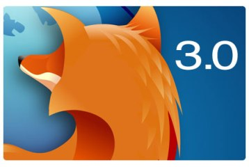 Firefox 3 finally announced