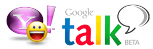 GTalk and Yahoo messenger can chat each other very soon