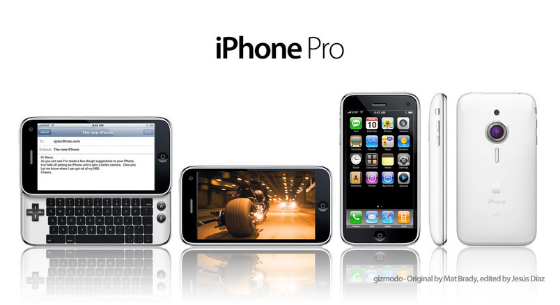 iPhone Pro - The next-gen iPhone