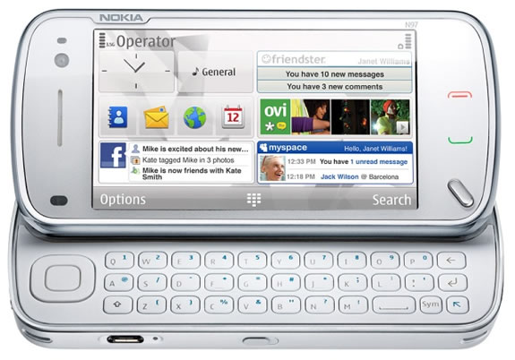 nokia n97 - Nokia Announces Ovi Application Store