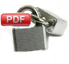 How to Unlock  PDF Files