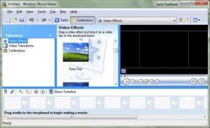 Download Windows Movie Maker 2.6 for Vista, Windows 7