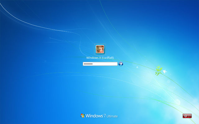Seven Transformation Pack, Windows 7 look, Transformation Pack, Windows 7, Transformation, Pack