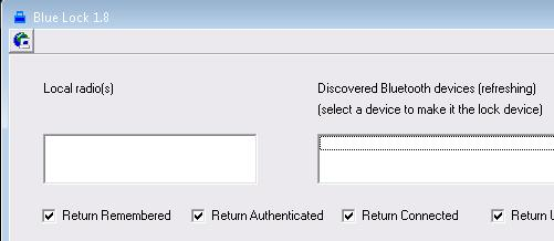 Bloquea tu PC por Bluetooth