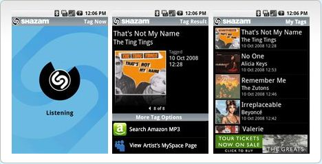 Shazam-android-mobile-app