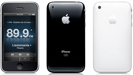 synced to your iPhone or iPod touch. app, apple, fm, fm radio, fm tuner,