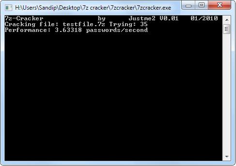 zip password cracker pro: