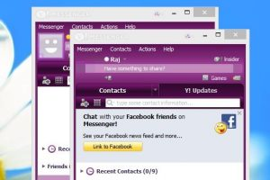 Login Multiple Yahoo Messenger