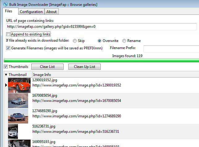 bulk image downloader freeware. Bulk Image Downloader. Features:-. * Downloads entire image galleries