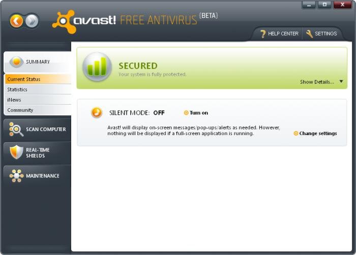 Free download of update for avast antivirus 2019.