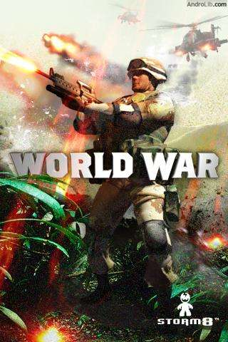 world war, android games