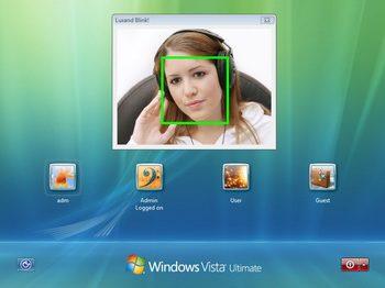 Windows 8, face recognition