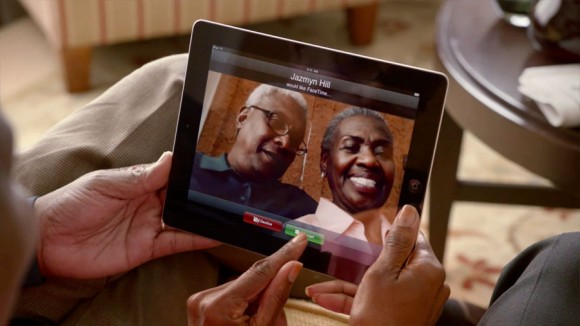 Facetime, iPad 2, video chat