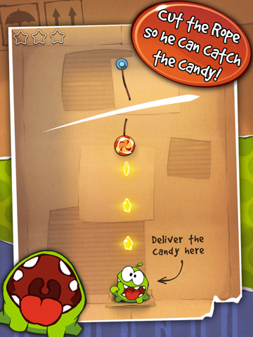 cut the rope ipad game Top 30 Best iPad 2 Apps and Games