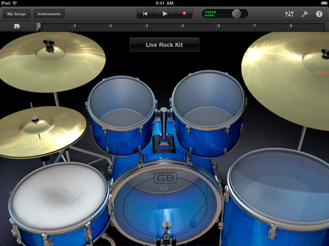 garageband ipad app Top 30 Best iPad 2 Apps and Games