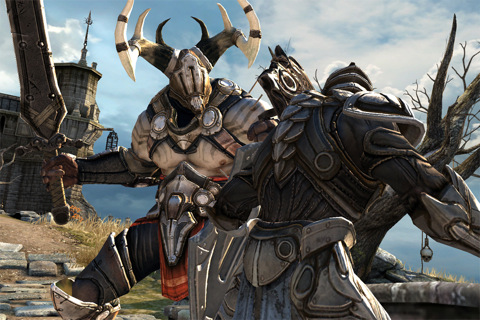 infinity blade ipad game Top 30 Best iPad 2 Apps and Games