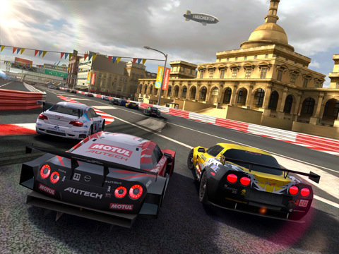 real racing hd ipad game Top 30 Best iPad 2 Apps and Games