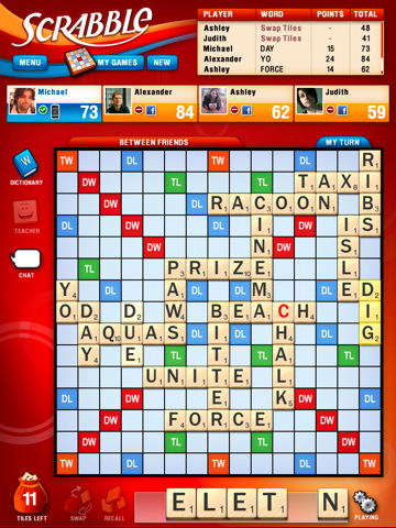 scrabble ipad game Top 30 Best iPad 2 Apps and Games