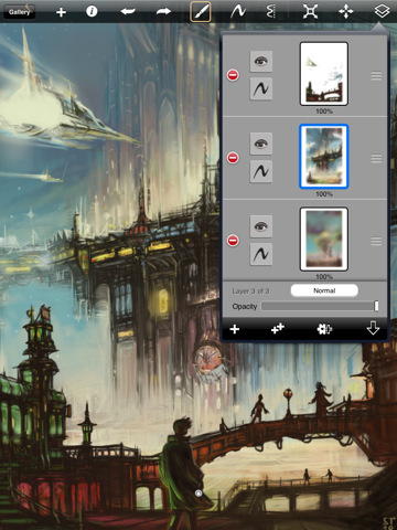 sketchbook pro ipad app Top 30 Best iPad 2 Apps and Games