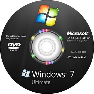 Windows 7 Home Premium Key 32 Bit