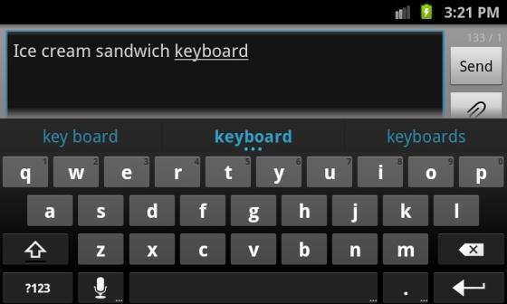 How to Install Ice Cream Sandwich Keyboard