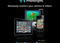 PhotoSync-app