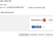 google+-badge