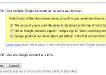 google-multiple-login
