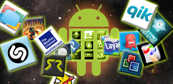 70 Best Free Google Android Apps