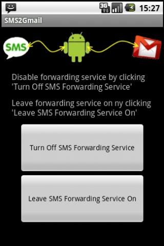 Receive Android SMS on your Gmail Account - The Hackers Store