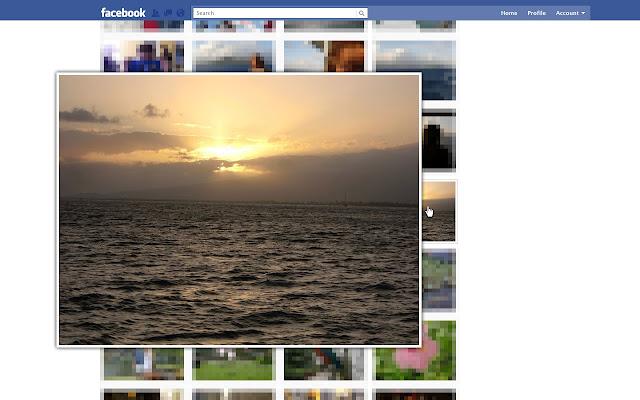 FB Photo Zoom