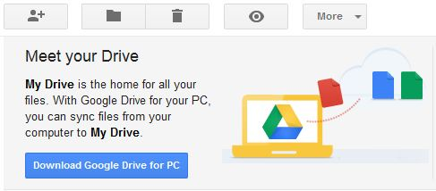 Download Google Drive
