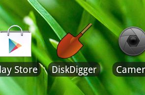 Recover Deleted Images From Android Device with Diskdigger
