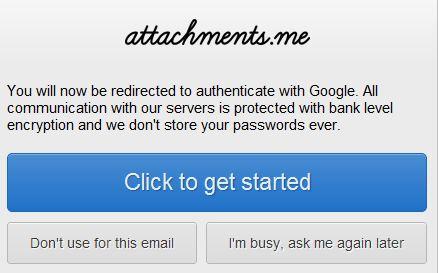 Activate Attachment.me