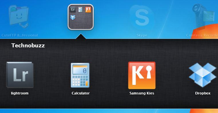 Ipad Folder Look