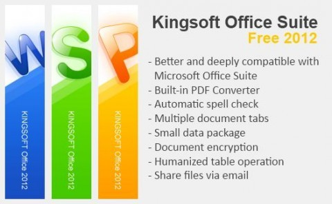 Kingsoft Office Suite 2012