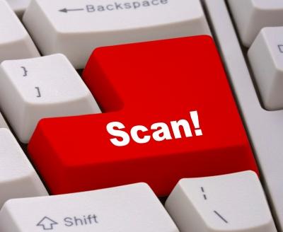 Online virus scanners