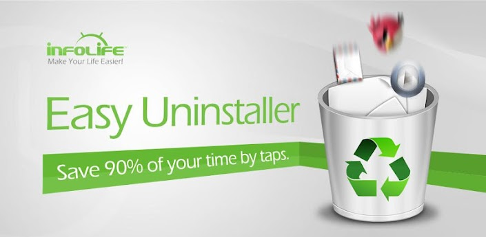 Uninstaller android