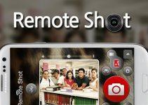 Remote Shot App