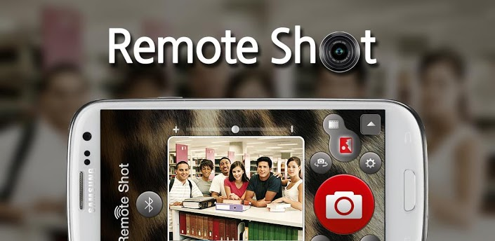 Remote Shot App