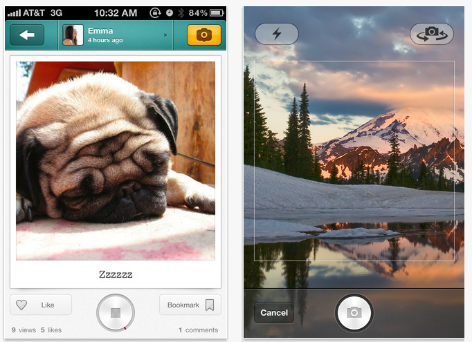 Voice Pic iOS App