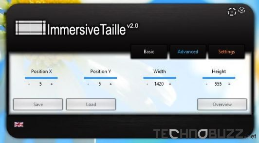 Change Dimensions of Windows 8 Start Screen