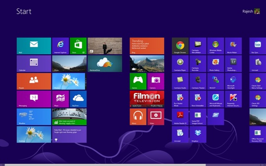 Customize Windows 8