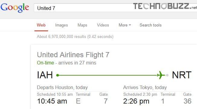 Track a Flight