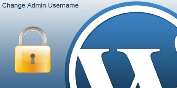 Change WordPress Admin User Name