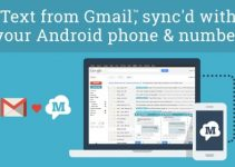 GText from MightyText - SMS from Gmail