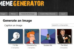 Meme Generator